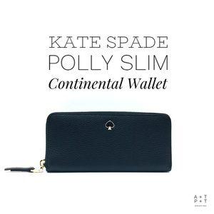 Kate Spade Polly Slim Continental Wallet